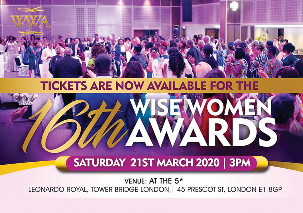 16th Wise Women Award