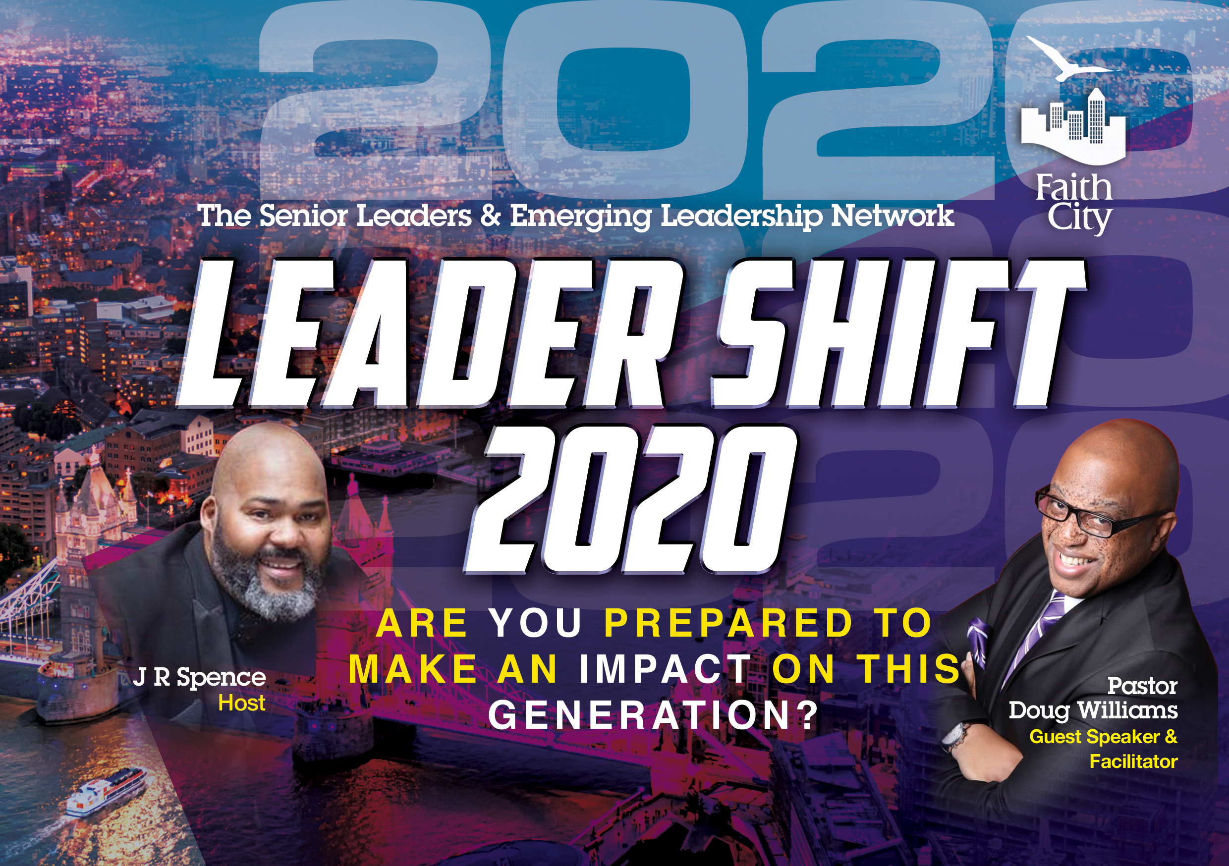 Leader Shift 2020
